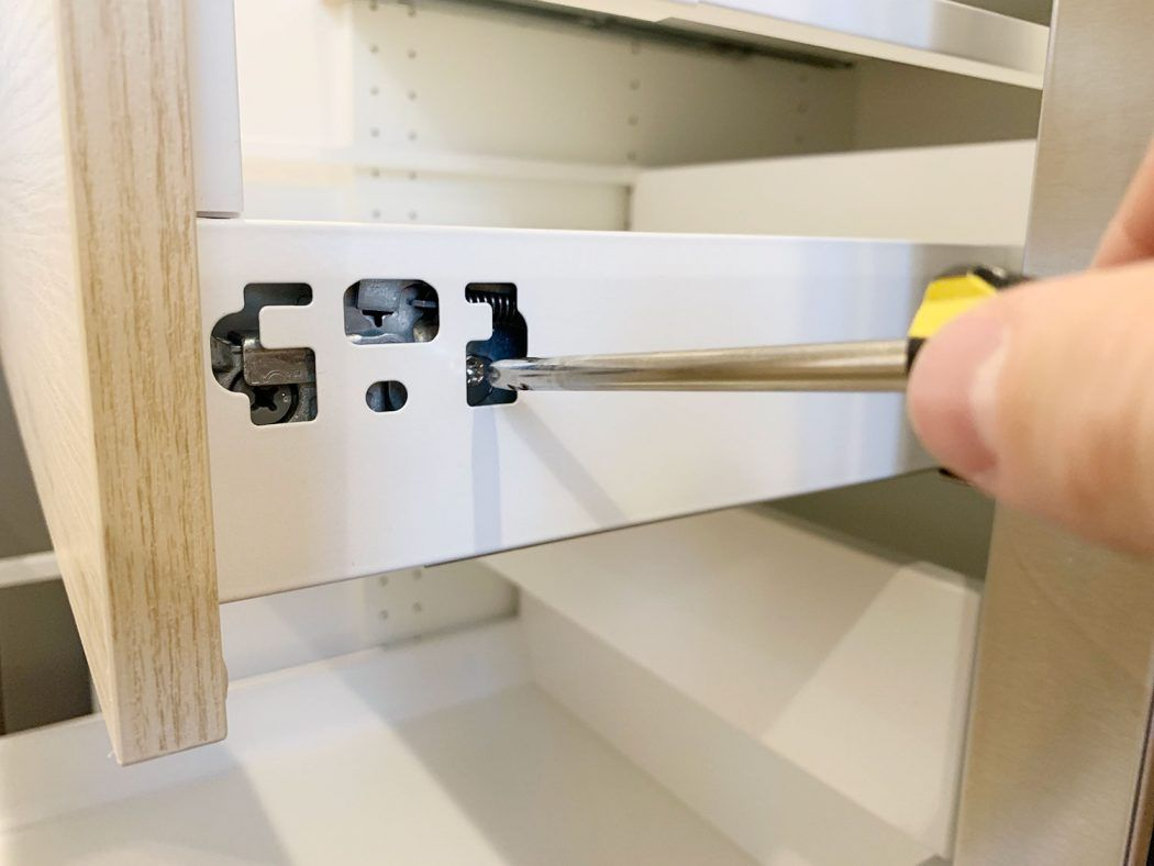 Tools Tricks For Installing An Ikea Kitchen Yourself Young House Love Ikea Kitchen Installation Ikea Kitchen Ikea