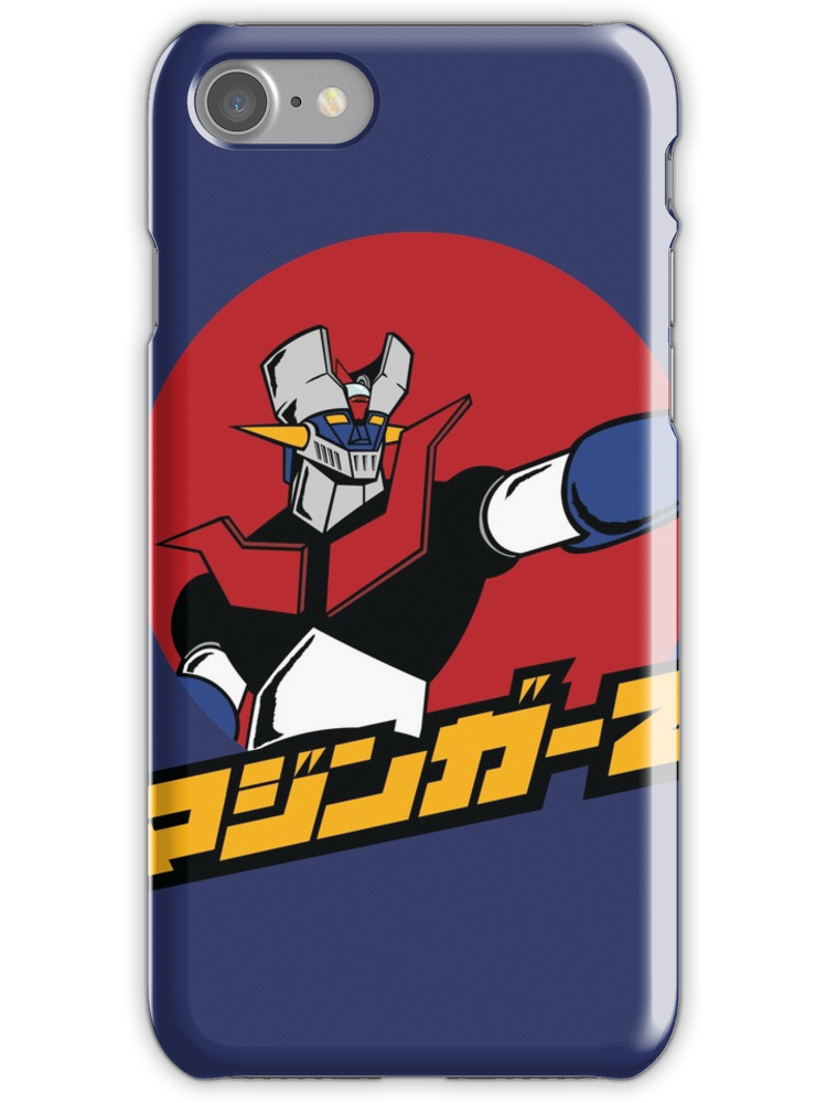 Mazinger Z' iPhone Case by LoKoT | Products | Iphone cases