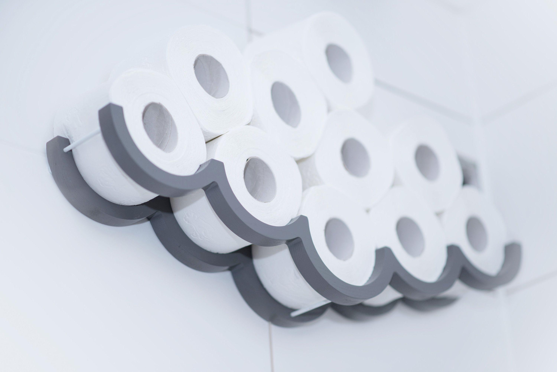 Houten Toiletrol Houder Toiletpapier Plank Houten Houder Voor