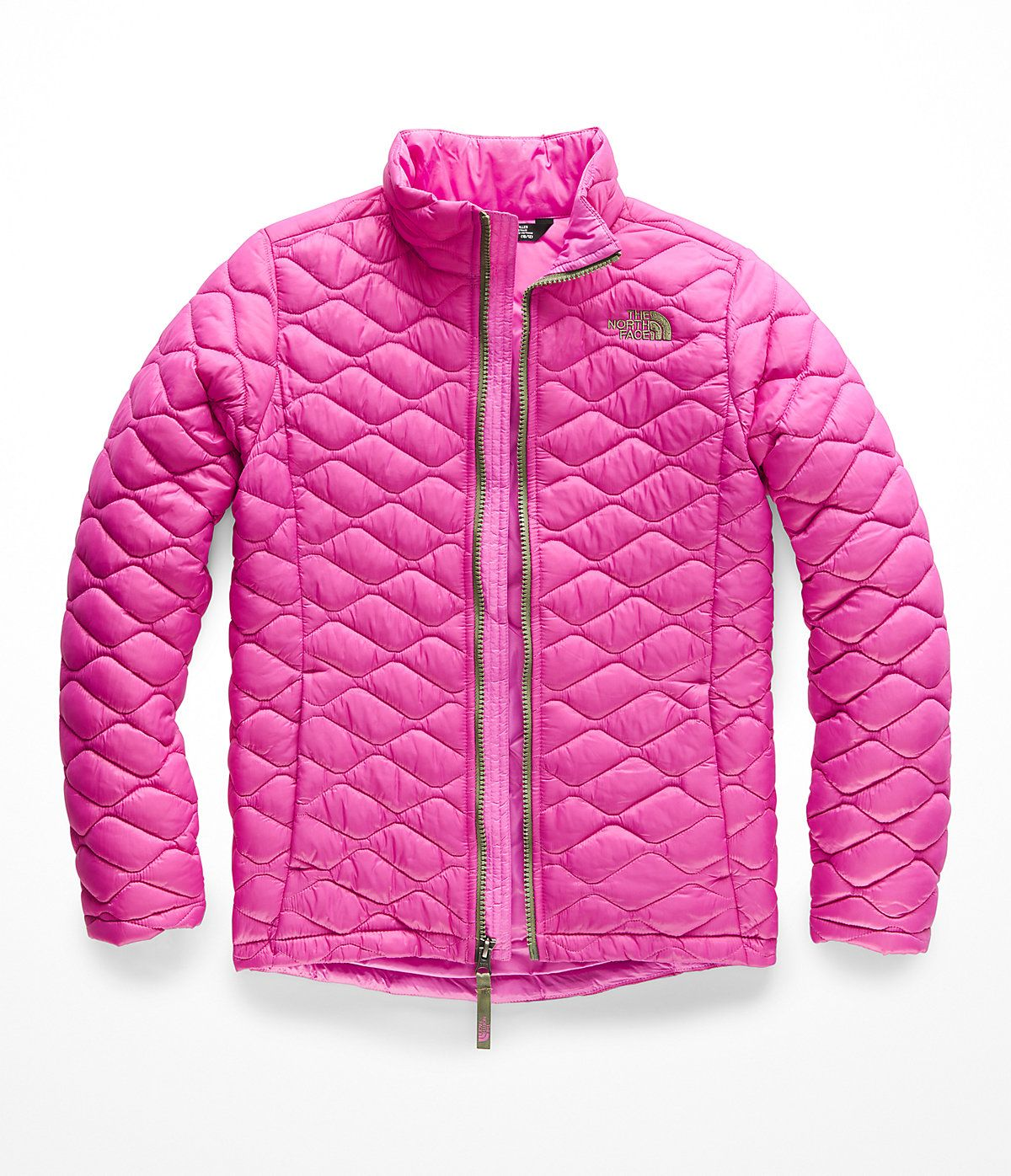 Youth Thermoball Eco Jacket The North Face North Face Kids North Face Girls The North Face [ 1396 x 1200 Pixel ]
