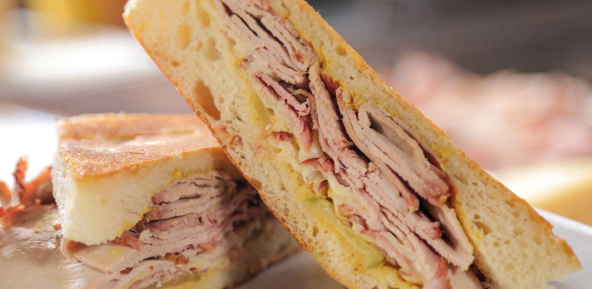 Classic cuban sandwich recipe in 2020 food network