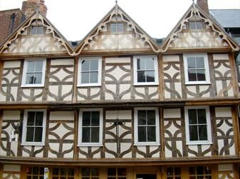 Robert Raikes House....although Tudor History Is My Least Favourite (mainly