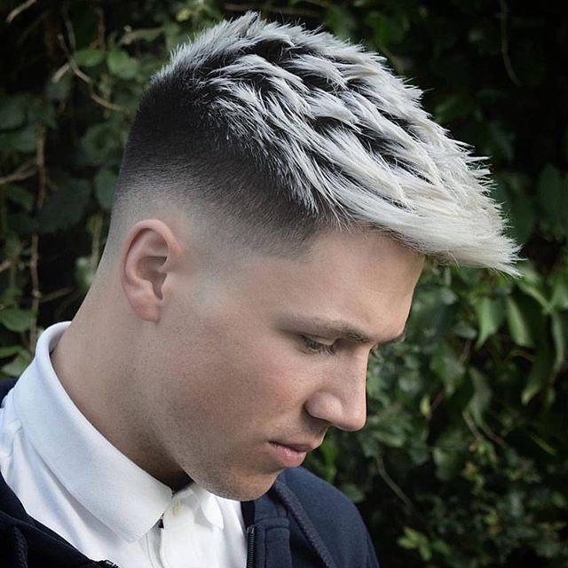 37 männer kurze spitze blinder haare in 2020   frisuren