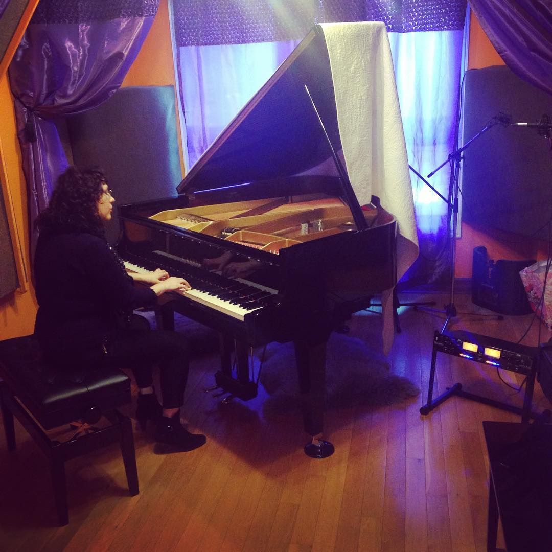 milanazilnik Recording a new album, first album on my