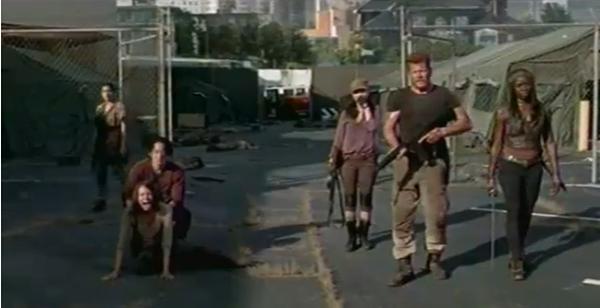 """The Walking Dead 5x08 """"Coda"""""""