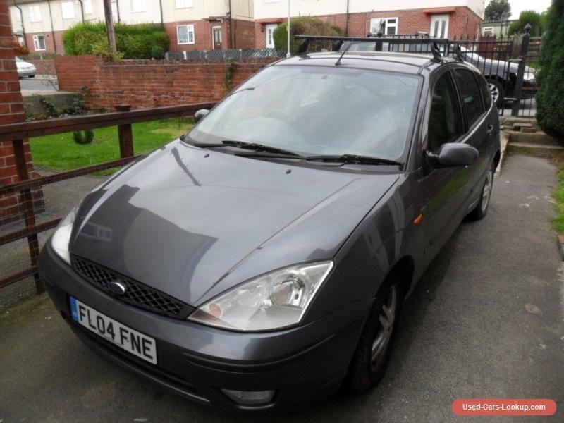 Car For Sale 04 Plate Ford Focus Zetec Automatic 5 Door