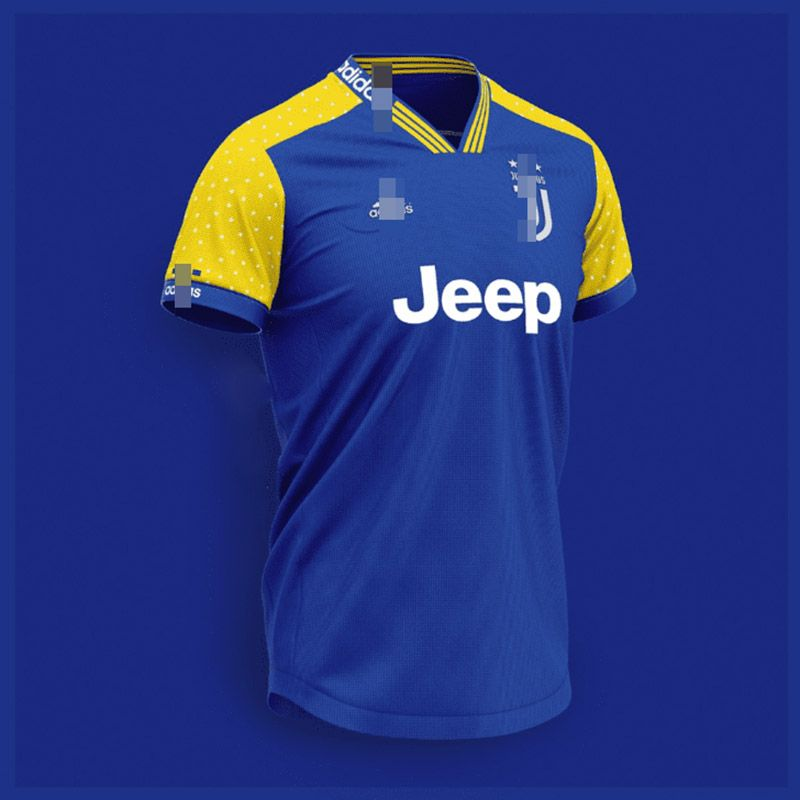 Download Juventus Camisa Azul