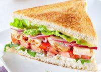 Sándwich de Pollo - Recetas Bolivianas - Platos Latinos