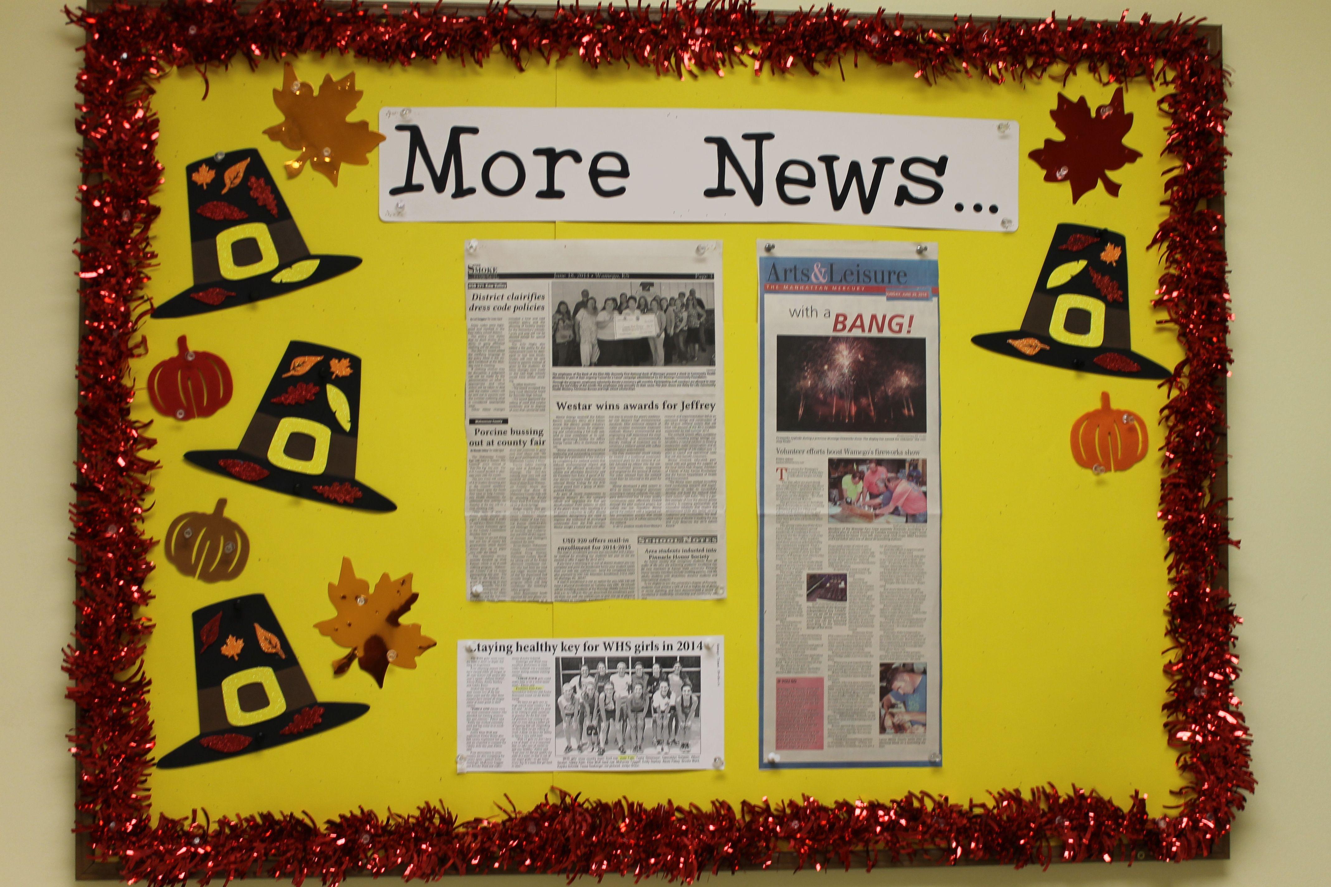 2014 November New 2 board Bulletin boards, Bulletin, Boards