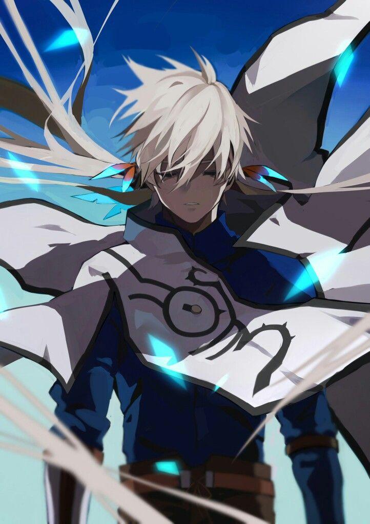 Tales Of Zestiria Sorey And Mikleo Anime Tales Of Zestiria