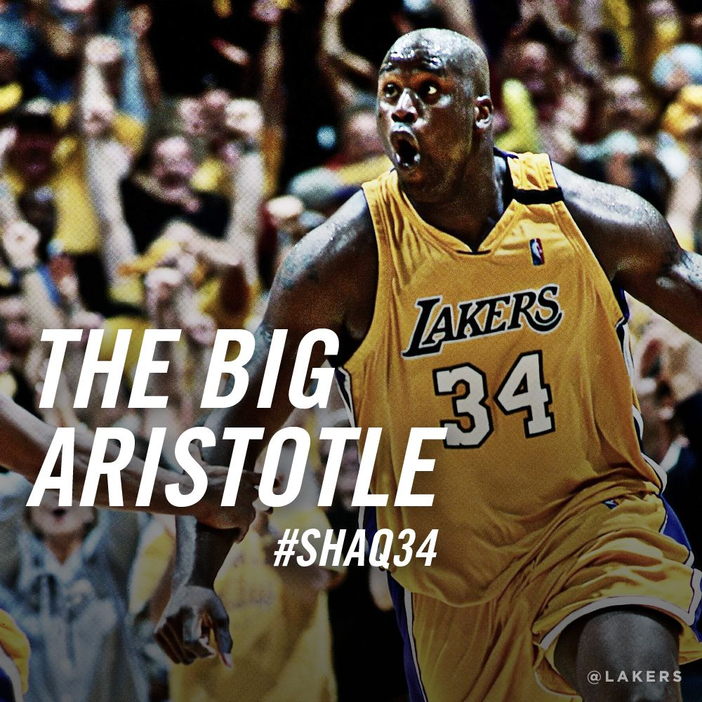 Shaquille O Neal Shaquille O Neal Shaq Los Angeles Lakers