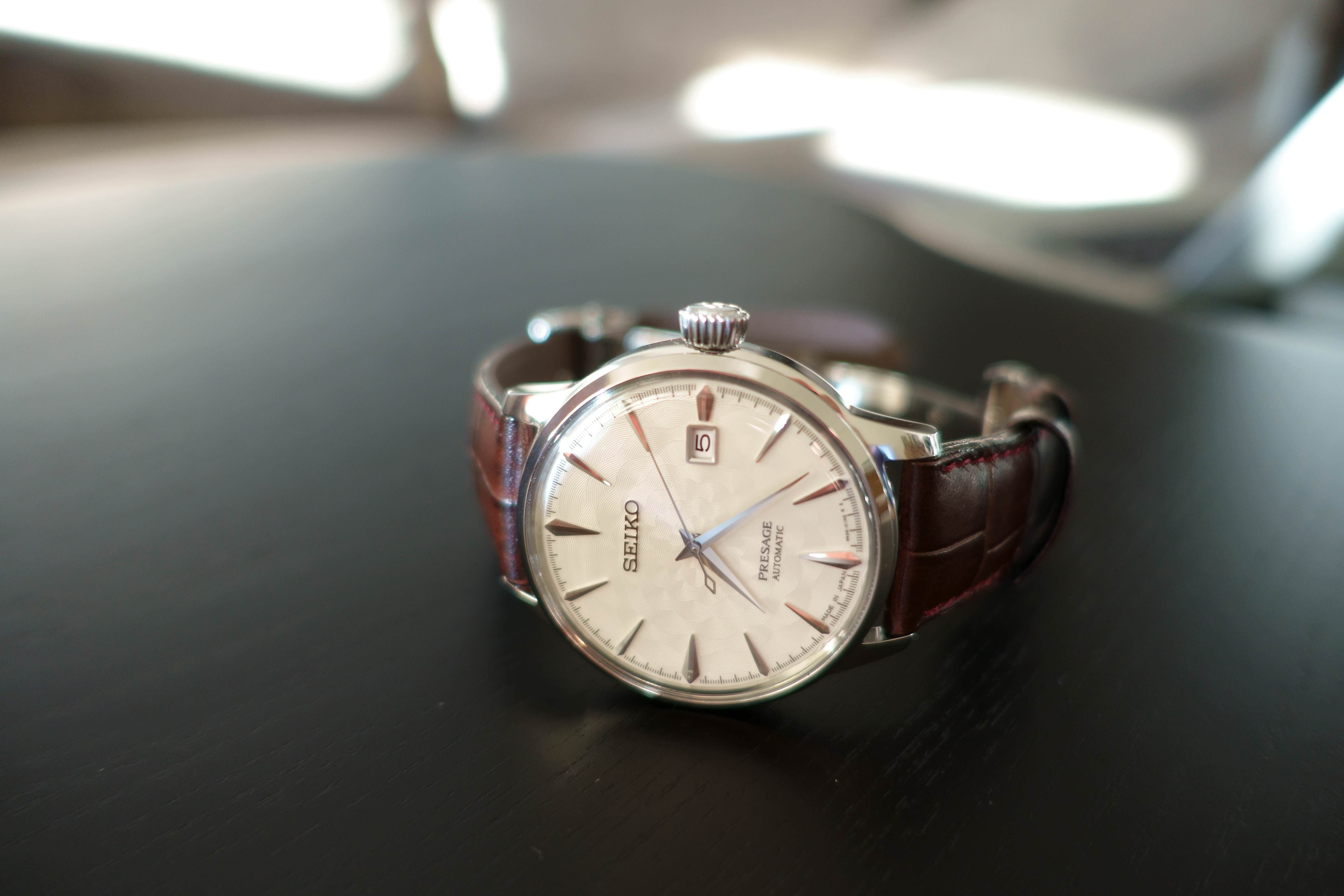 88c48042e542 Seiko SRPC03J1  Very pleased with my first Seiko! via  r Watches ...