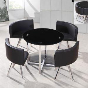 Space Saver Kitchen Table Set  Httptvhss  Pinterest Impressive Space Saver Dining Room Sets Decorating Design