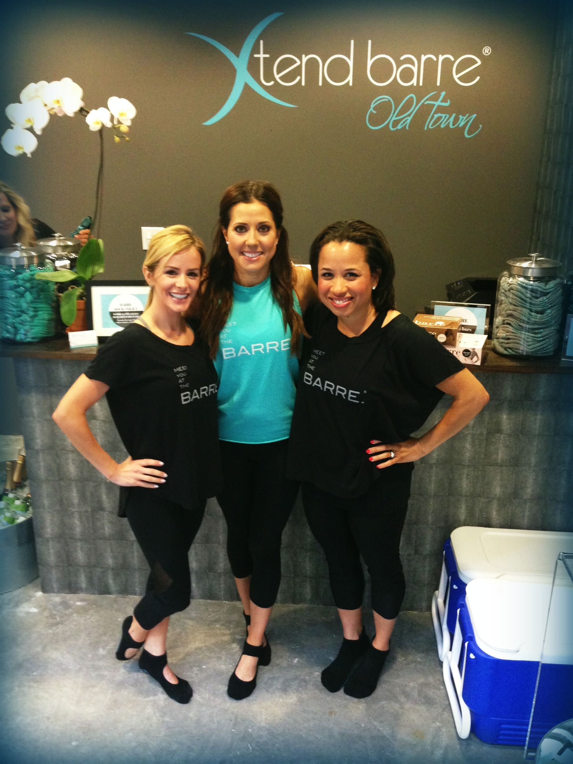 xtend barre old town