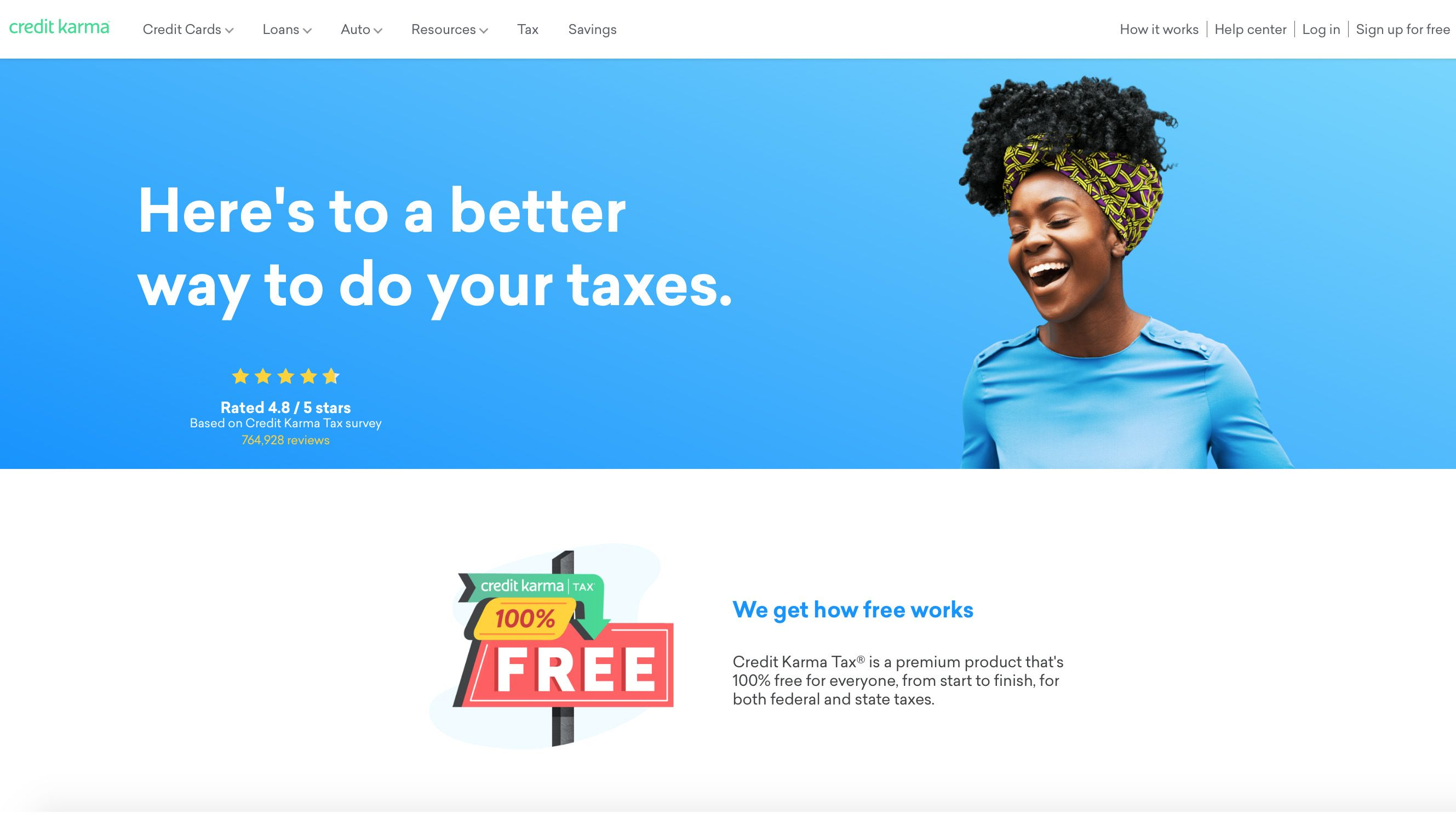 You Could Win 50 000 For Filing Your Taxes With Credit Karma This Year In 2020 Credit Karma Best Tax Software Online Taxes
