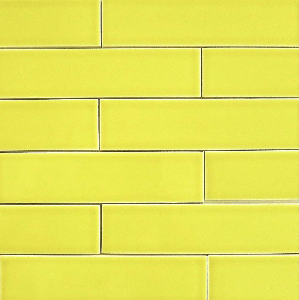 Yellow Tile   Tile Design Ideas