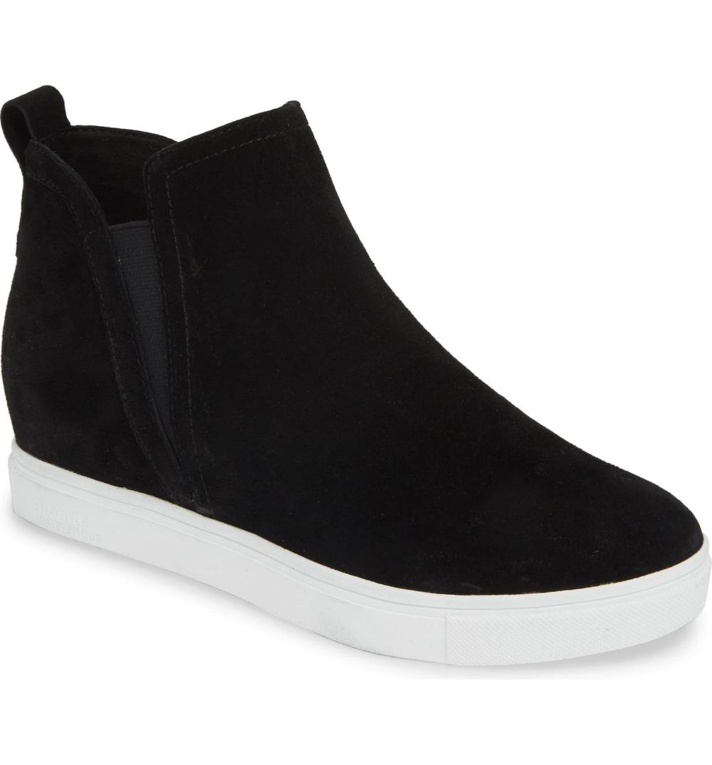 Wedge sneaker, Hidden wedge sneakers