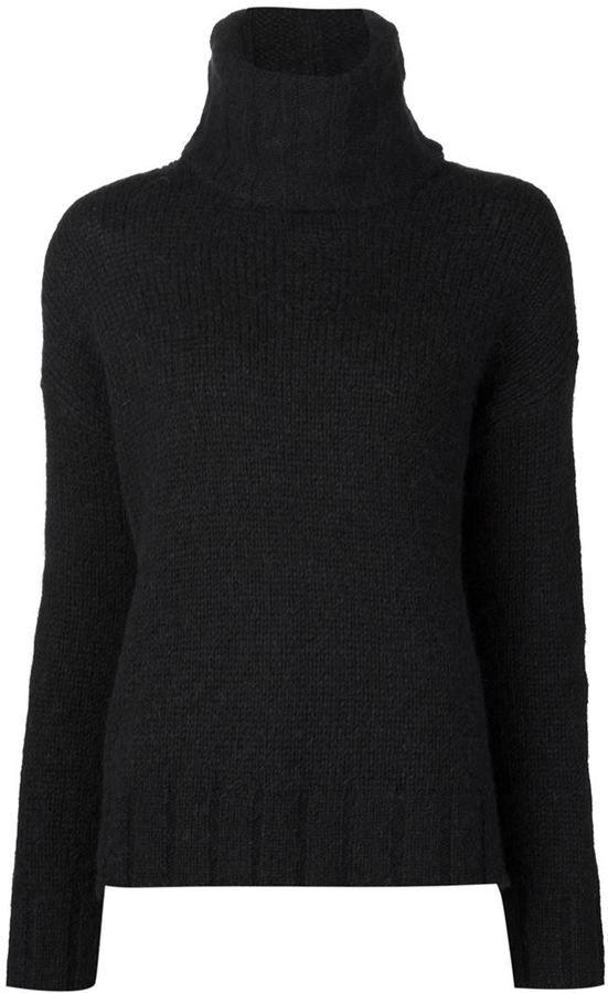 Nili Lotan roll-neck sweater