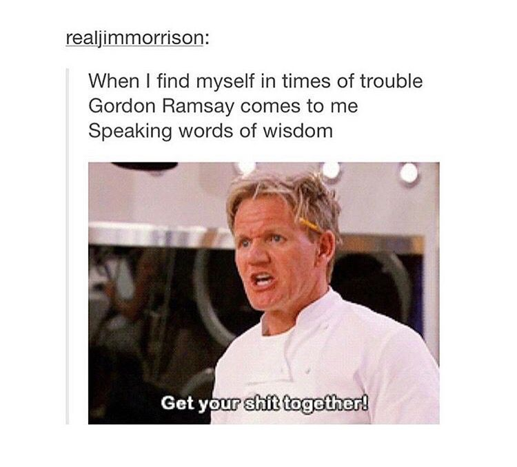 Kitchen Nightmares Youtube: Pin By LyssJulzHab On Laughter, Intoxicate Me For A While