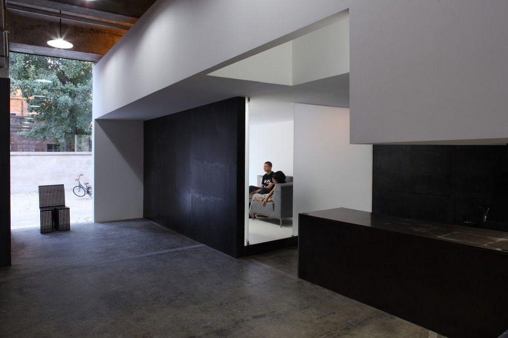 Refurbishment of a Warehouse / TAO – Trace Architecture Office