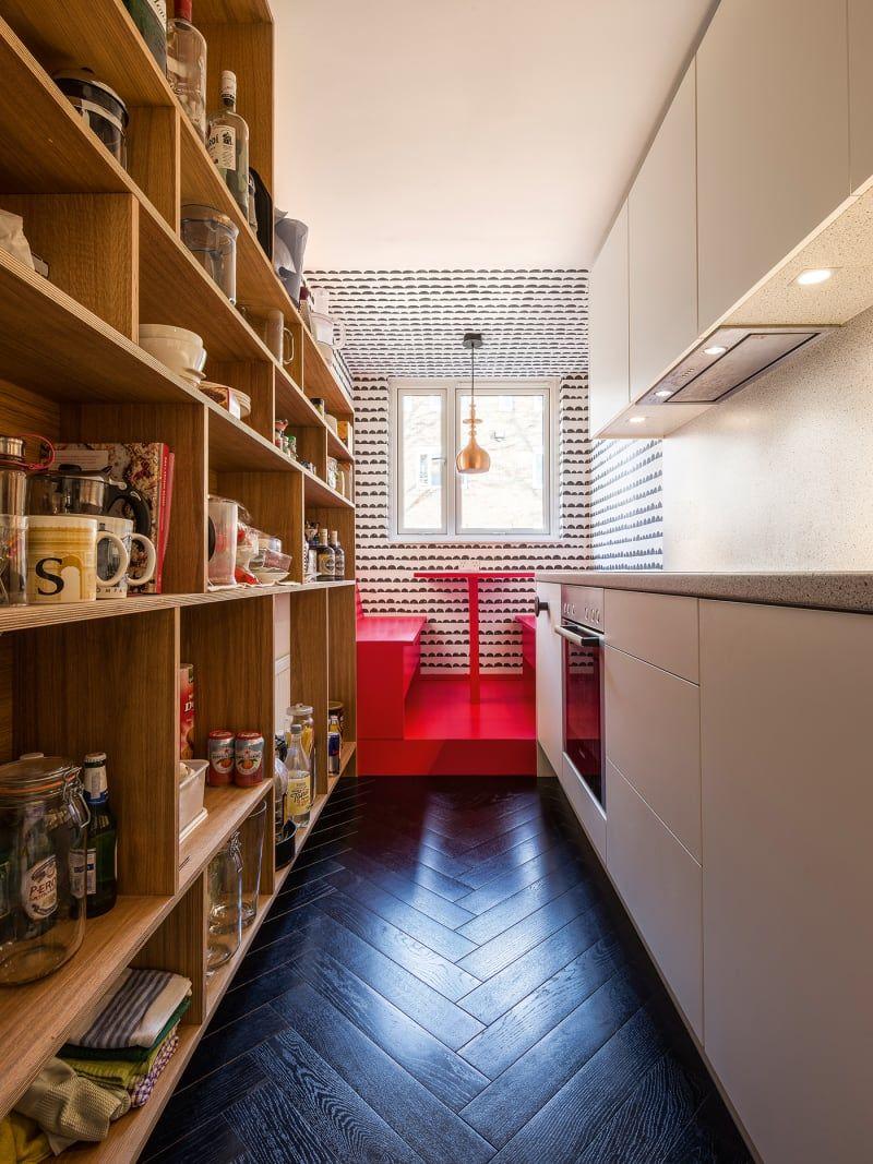 kleine räume ideen für küchen mit wenig platz in 2020