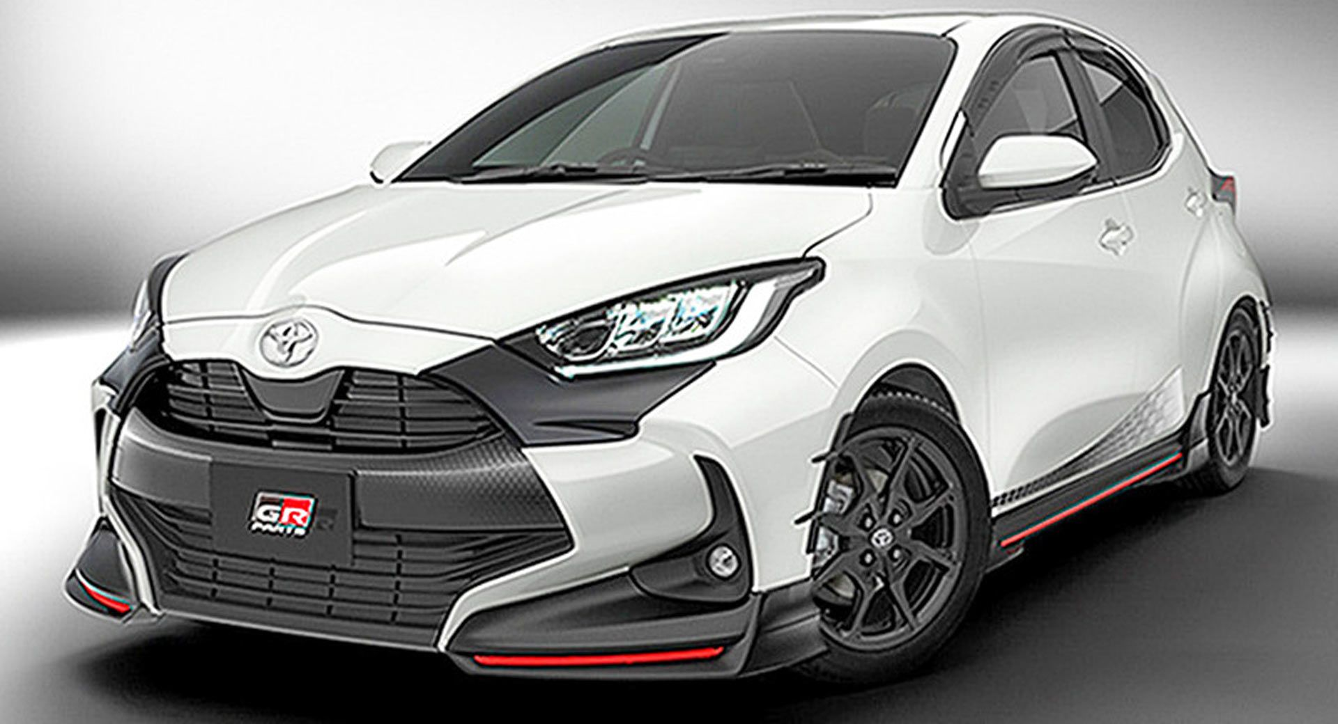 2020 Toyota Yaris Getting Trd Parts In Japan Next Year Japan