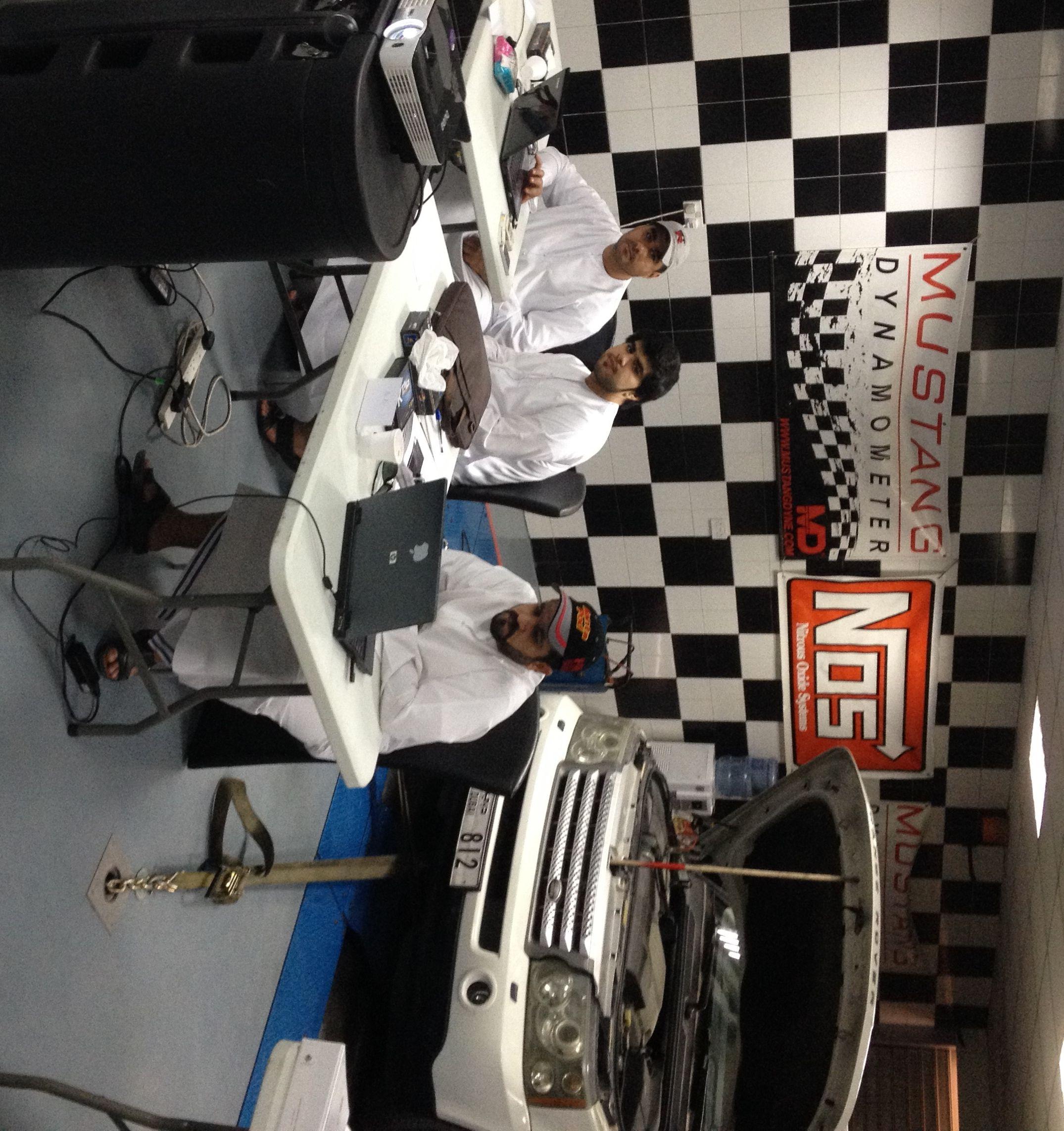 car tuning training and courses in Dubai | Dubai | Car