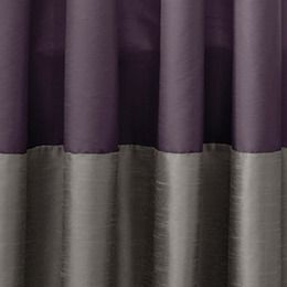 purple and gray curtains - Google Search | For the Home ...