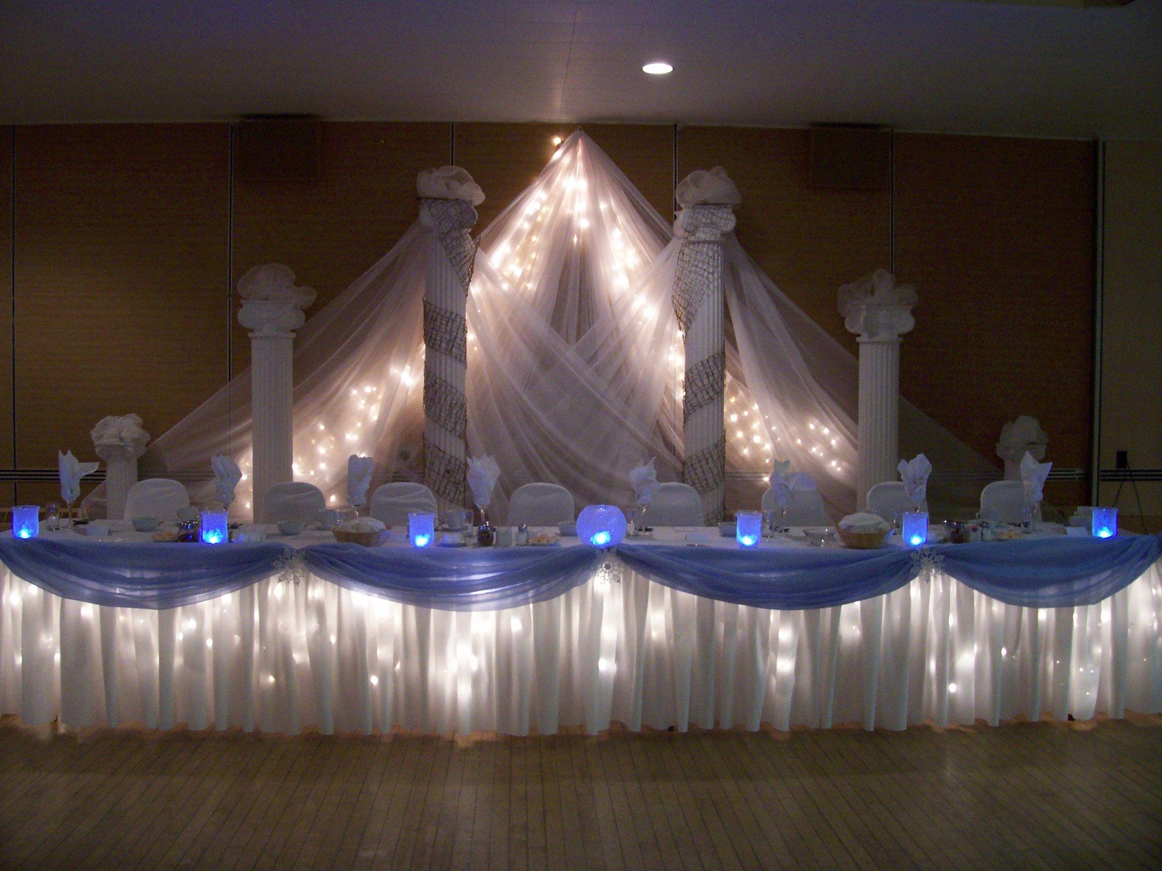 winter wonderland wedding decor winter wonderland. Black Bedroom Furniture Sets. Home Design Ideas