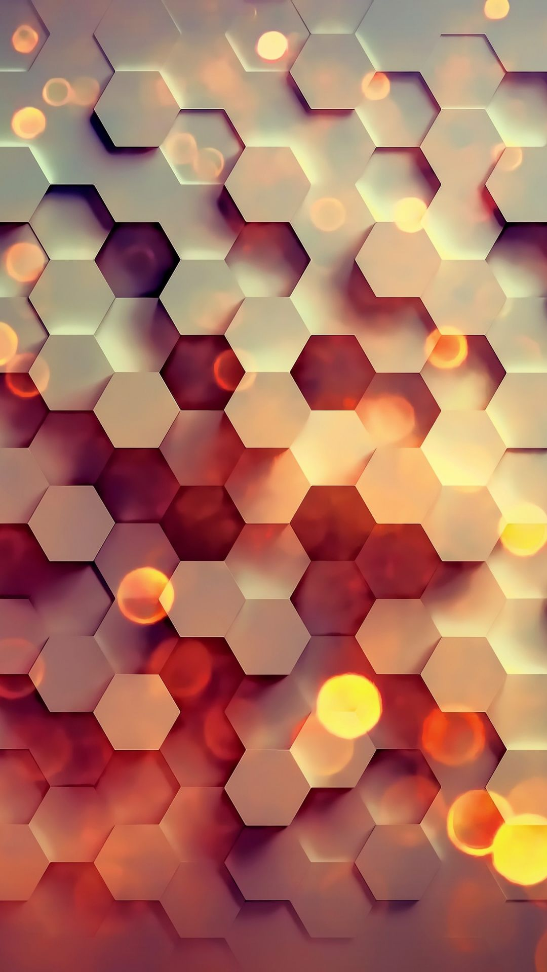 Wallpaper 3d High Resolution 1080 X 1920 Hd For Iphone And Android Hexagon Wallpaper Abstract Iphone Wallpaper Android Wallpaper