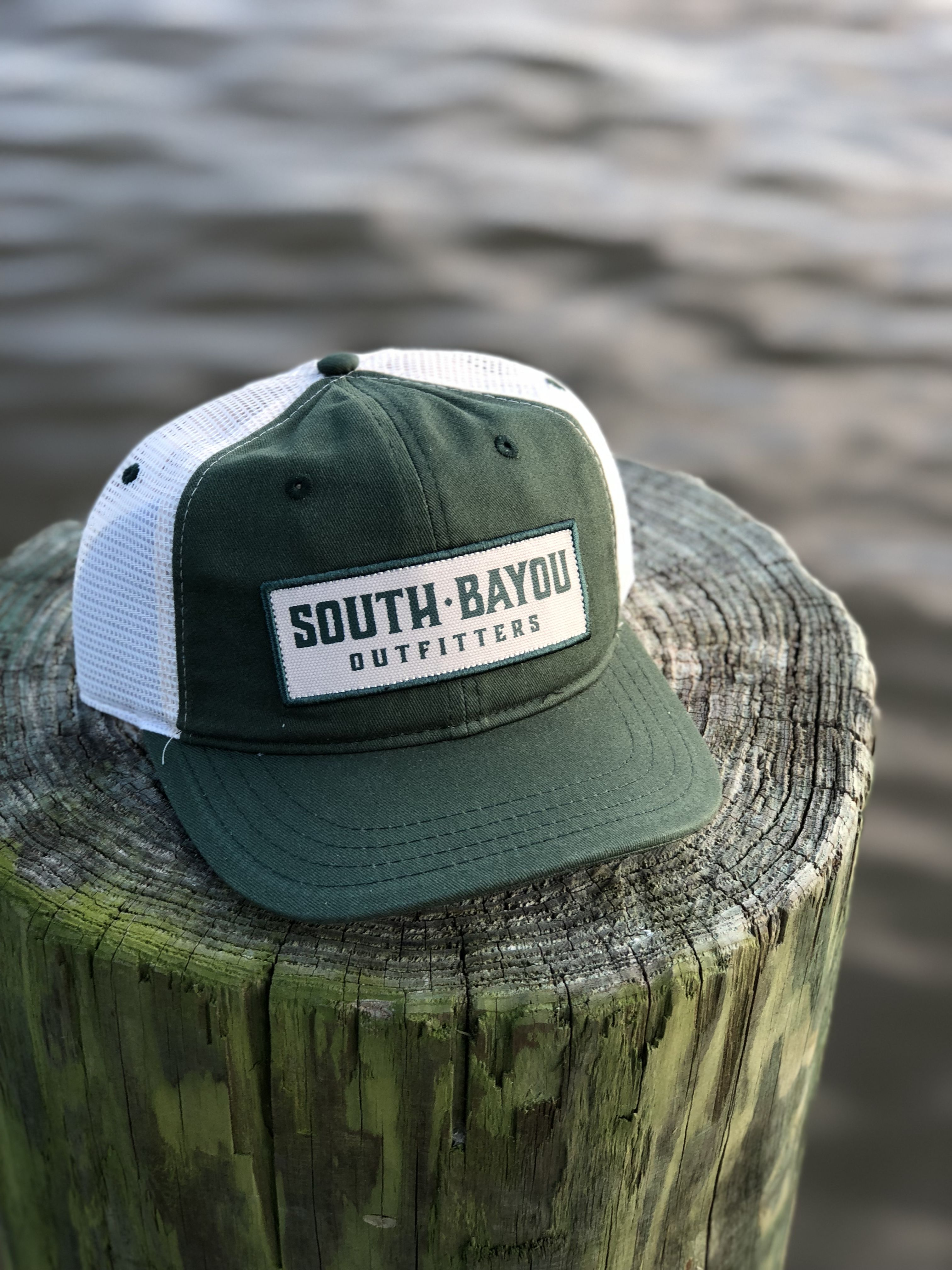 769d6568b2a Southbayou hats headwear SnapBack patch southern apparel South oldsouth Bayou  delta outdoor men s