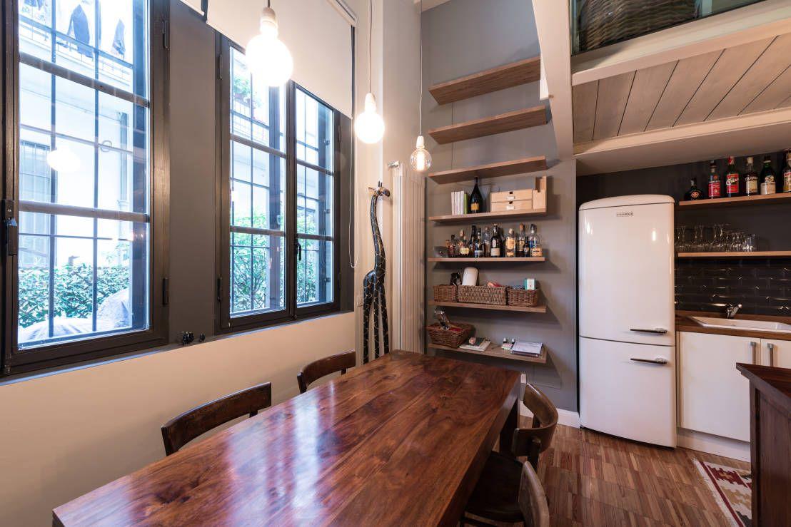Cucina Soggiorno Stretta E Lunga 6 brillanti idee per arredare una cucina stretta e lunga