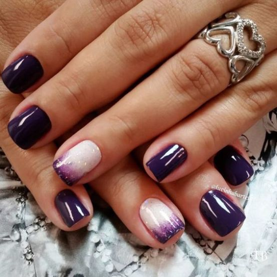 These nail trends were spotted on the runway shows and we ...