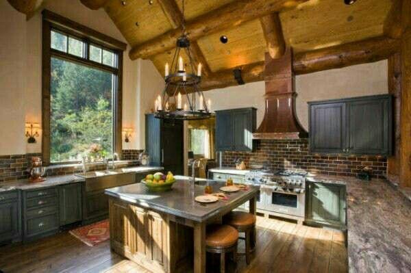 Heaven in a kitchen