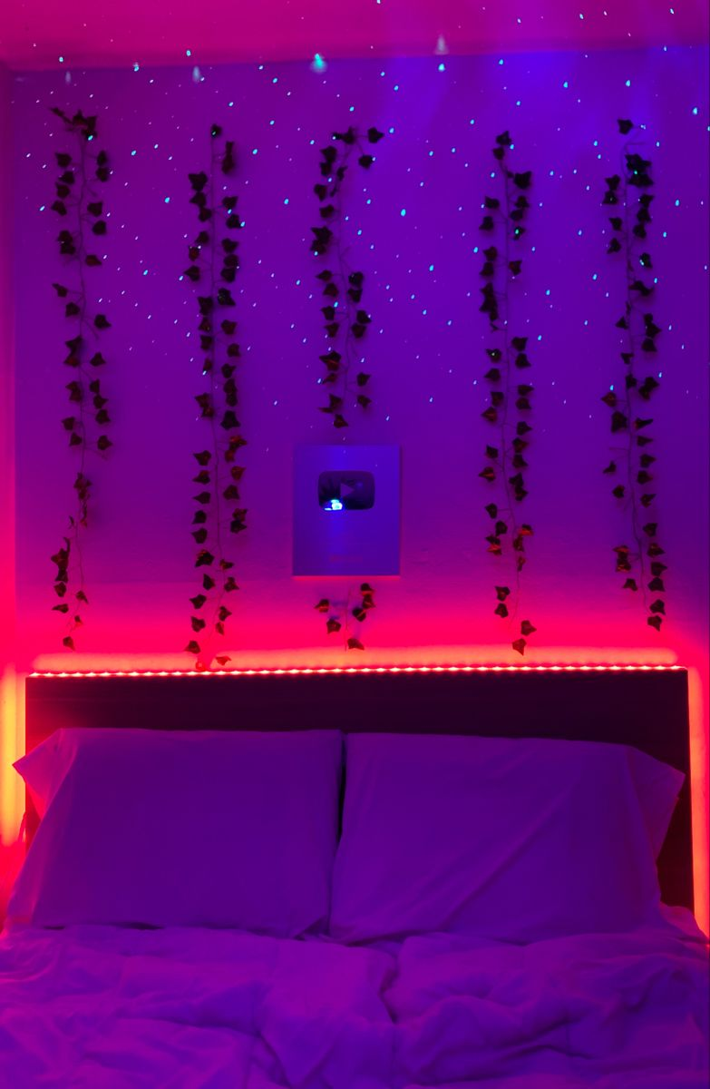 P I N T E R E S T Kriistybae In 2020 Dreamy Room Neon Room Room Inspo