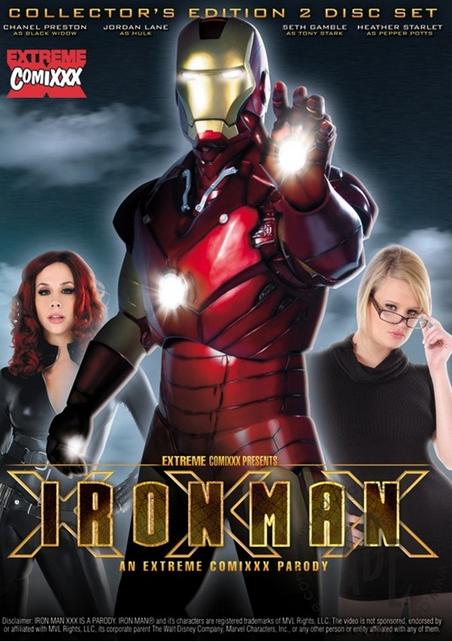 Iron man porn photo