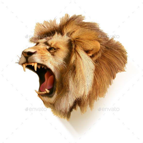 Roaring Lion Roaring Lion Cartoon Lion Lion Clipart