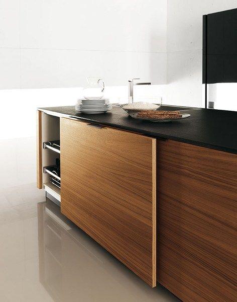 Teak kitchen YARA - COMPOSITION 6 by Cesar Arredamenti design Gian ...