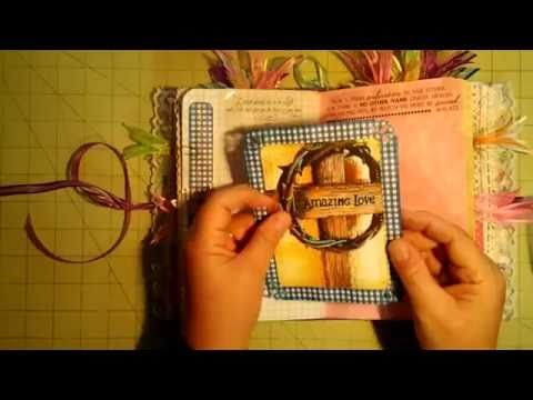 """Prayer Journal """" Let not your heart be troubled"""" (Sold-Thank u!) - YouTube"""