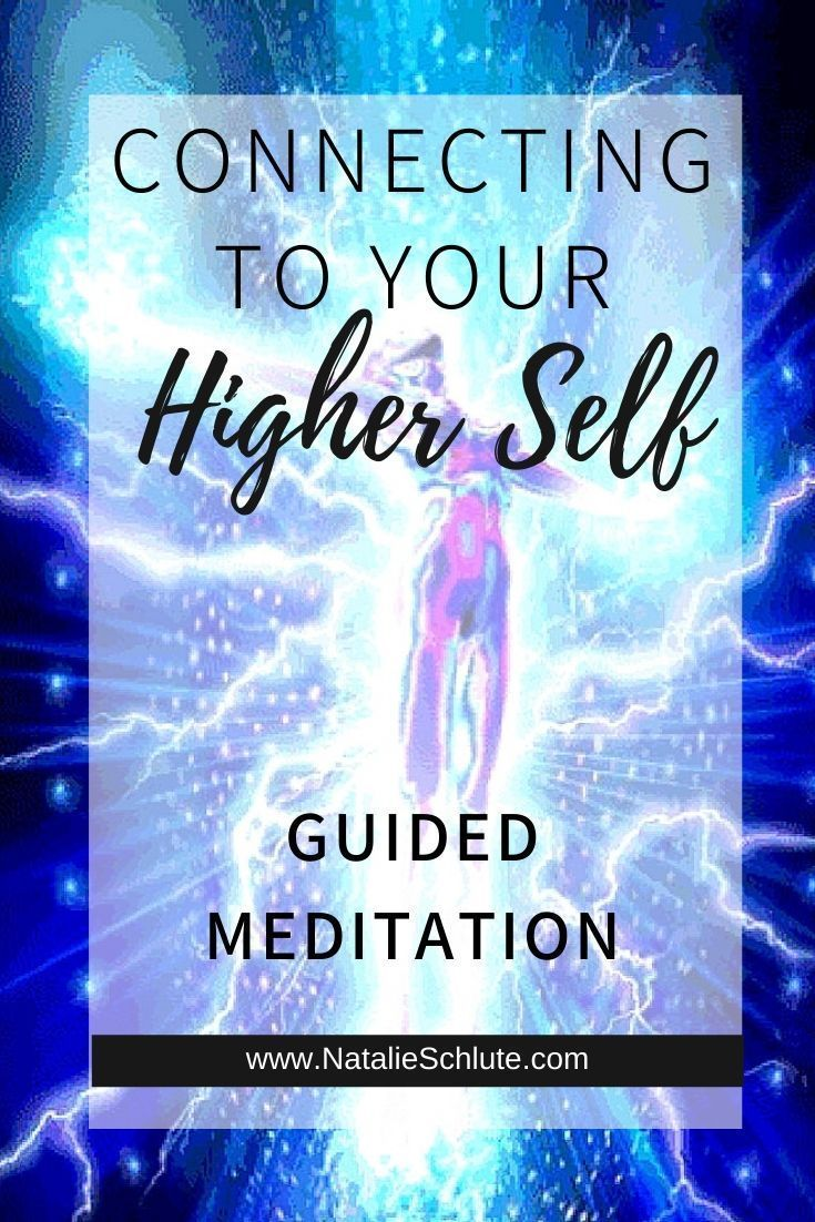 Learn how to easily connect to your higher self with this ...