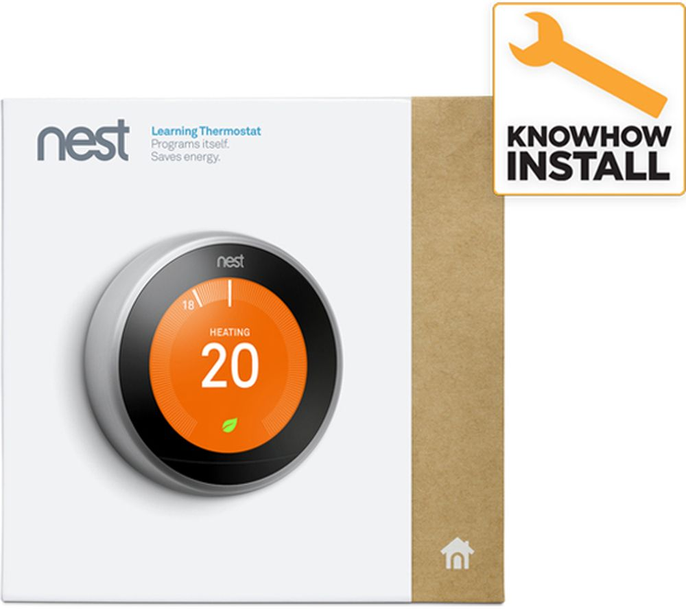 KNOWHOW Nest Learning Thermostat and Installation 3rd