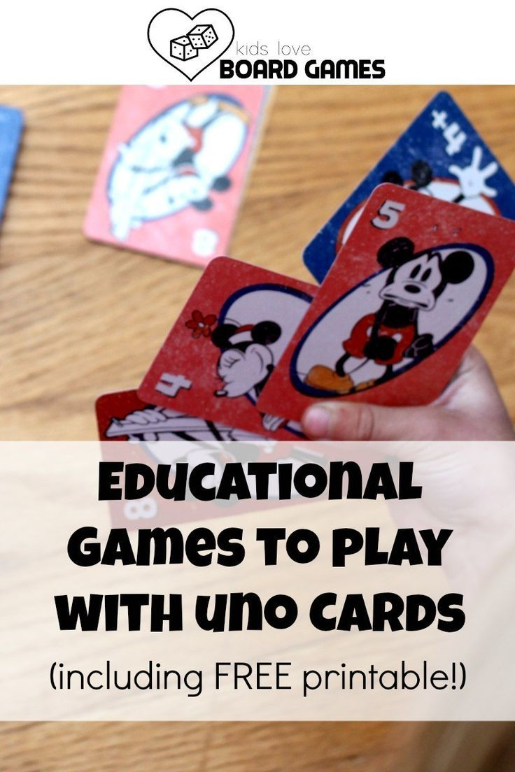image regarding Printable Tenzi Cards called Informative video games toward participate in with uno playing cards Artofit