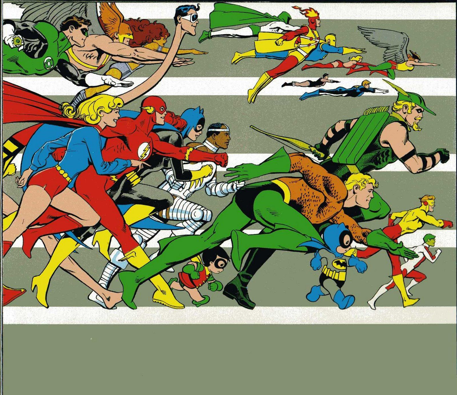 Dc Comics Style Guide Back Cover