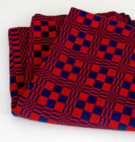 The Blodwen Heritage Throw -