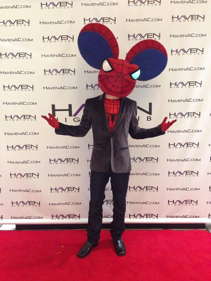 deadmau5 halloween costume lol