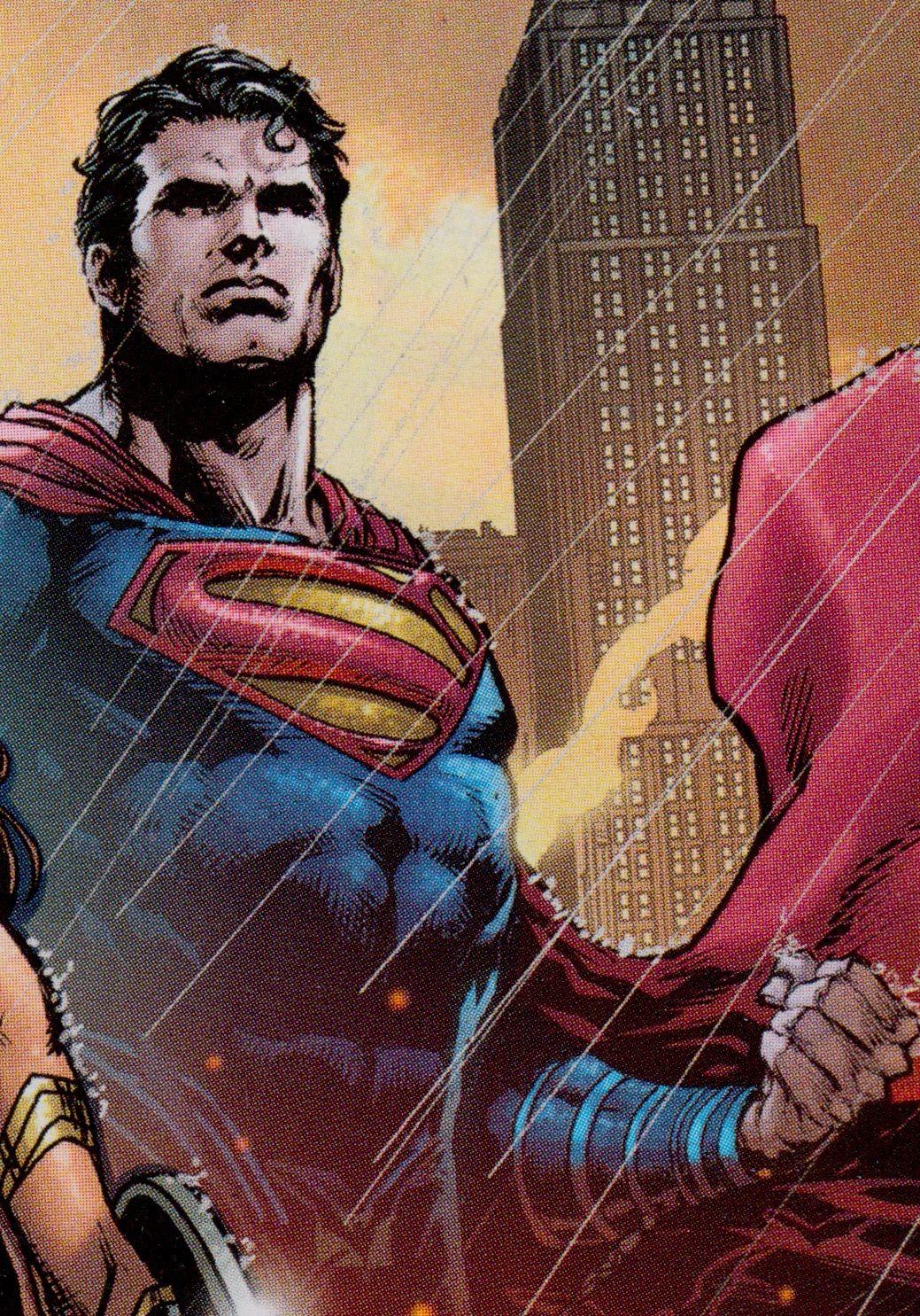 BvS Superman - Jason Fabok