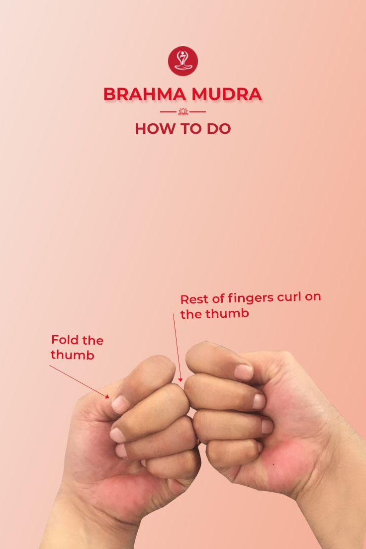 Brahma Mudra | Steps to do Brahma Yoga Mudra | Benefits