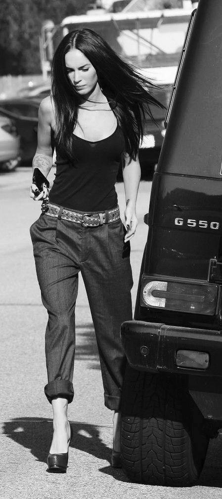 Fox! Megan Fox