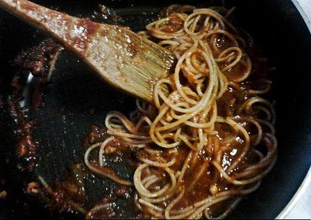 Pasta alla Corte d'Assise e le cascate di Bivongi | sudandfood