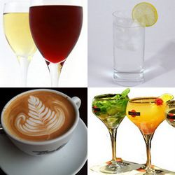 Thirsty? Learn French vocabulary related to drinking and drinks, everything from from water to wine. https://www.lawlessfrench.com/vocabulary/drinks/